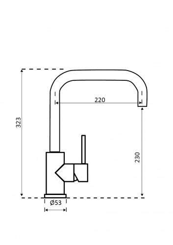 Смеситель Reginox Crystal PVD Copper для кухонной мойки светодиодная насадка на смеситель купить